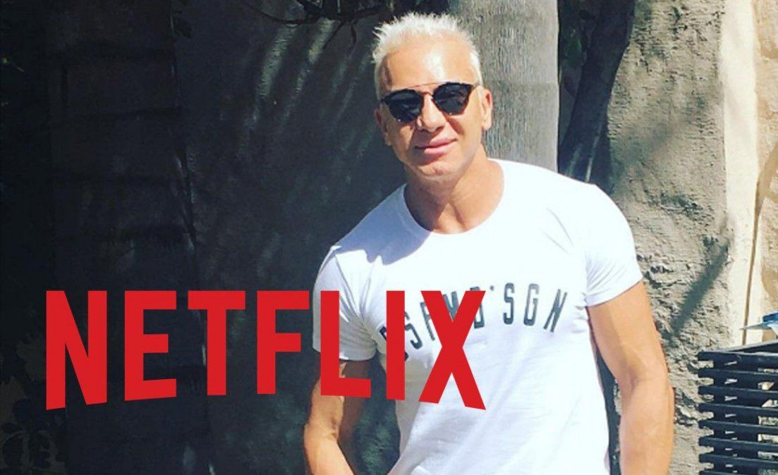 Si él lo dice: Flavio Mendoza asegura que Netflix quiere hacer una miniserie con su obra