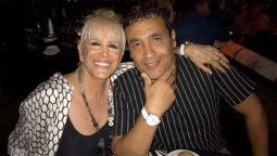 Valeria Lynch y Cau Bornes, se separaron hace varios meses luego de años de matrimonio. El brasilero le exige a la cantante una suma millonaria.