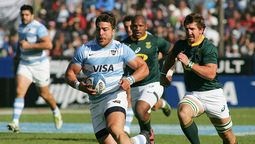 Los Pumas 7 de Argentina vencieron 19-14 en el Rugby olímpico y ahora jugarán con Fiji