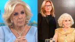 Mirtha Legrand lamentó la muerte de su histórica peluquera