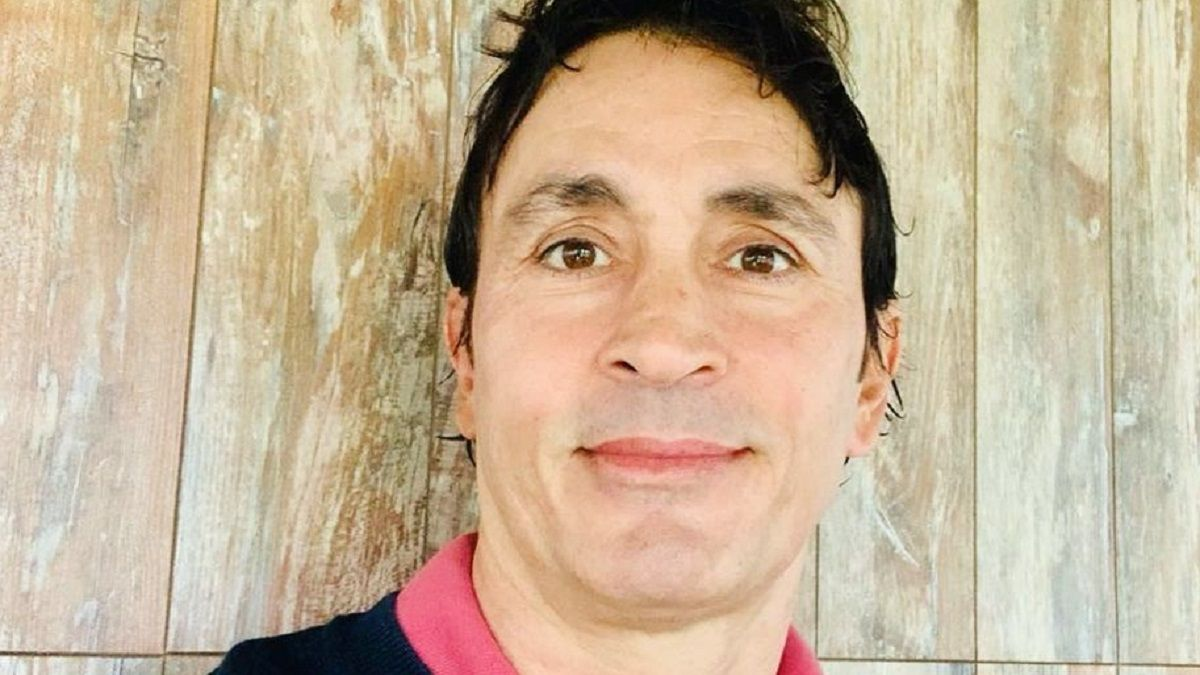 Sebastián Estevanez habló sobre su trágico accidente