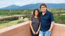 Cag.. a trompadas a alguna: Patricia Sosa habló de los elogios que recibe Oscar Mediavilla