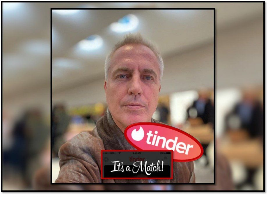 Usurparon la imagen de Marley: Un francés se hizo pasar por el conductor en Tinder