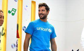 David Bisbal promueve la importancia de la vacunación infantil con UNICEF