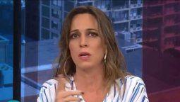 Sandra Borghi no perdonó a Nati Jota por sus tweets discriminatorios