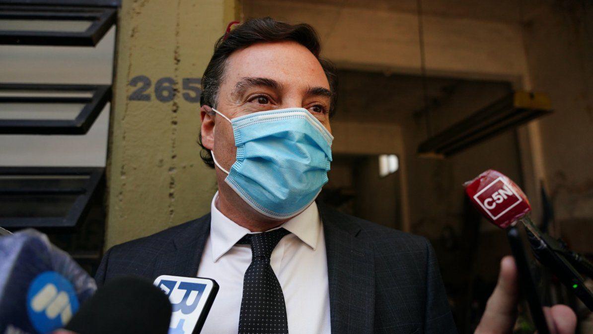 Mario Baudry, abogado de Dieguito Fernando: No sabemos qué tipo de poder tenía Morla