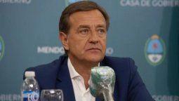 El Gobernador de Mendonza Rodolfo Suárez dijo que se va a respetar el espíritu del DNU