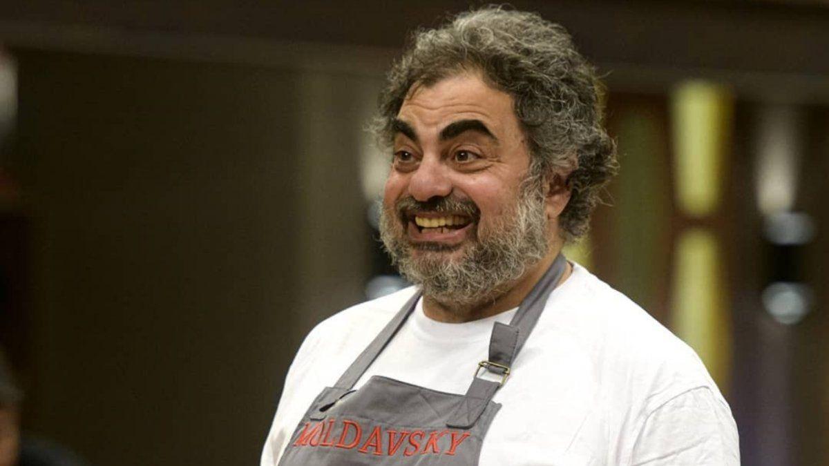 Roberto Moldavsky preparó el mejor plato de la noche en Masterchef Celebrity