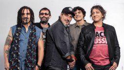 Kapanga, la banda liderada por el Mono Fabio, celebrará sus 25 años