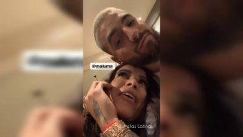 ¿Y eso? Anitta sobre Maluma: Todavía lo amo