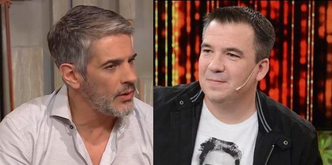 Fuertes críticas de Pablo Echarri a Gastón Recondo por un comentario del periodista: Hay racistas felices de serlo