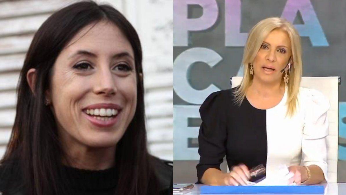 Susana Roccasalvo en el ojo del huracán por dar por muerta a Sofía Sarkany