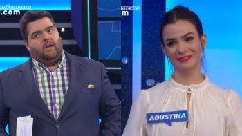 Agustina Cherri le salvó el pellejo a Darío Barassi