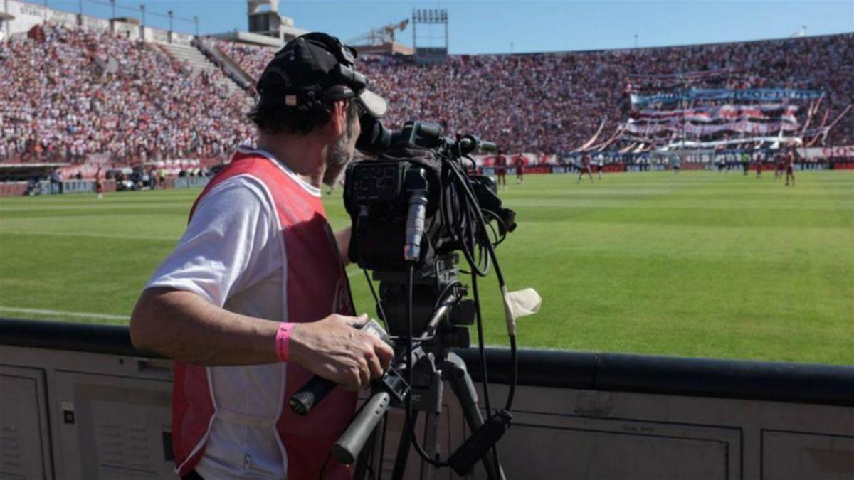 Disney permitió que la TV Pública transmita dos partidos de la liga de Fútbol argentino