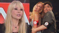 ¡Entre lágrimas! Graciela Alfano recordó una charla que tuvo con Diego Maradona