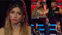 ¡Escándalo en La Voz Argentina!