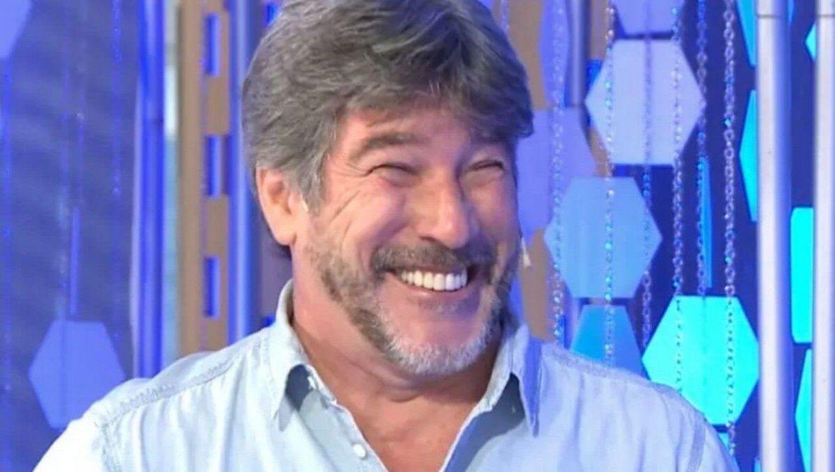 Pachu Peña volvió a Corte y Confección y Andrea Politti no pudo aguantar la risa