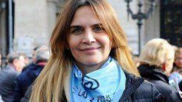 Amalia Granata apuntó contra el Gobierno por el aborto