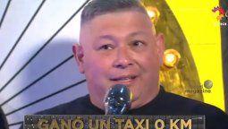 Guido Kaczka regresó con todo a Bienvenidos a Bordo y un taxista se llevó el 0 Km