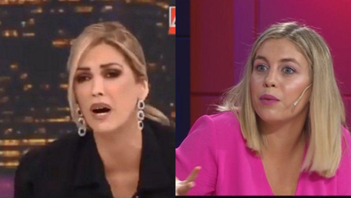 Maite Peñoñori explotó contra Viviana Canosa por sus dichos sobre los test de covid-19