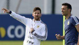 Estos podrían ser los once de la selección Argentina que Lionel Scaloni plante ante Ecuador.