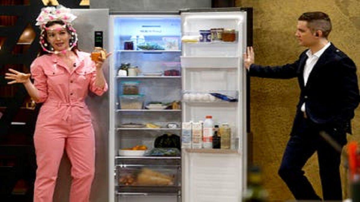 Por qué Natalia Oreiro se negó a probar los platos en Masterchef Celebrity