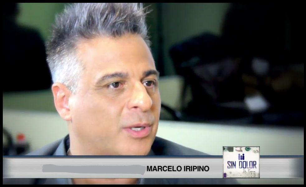 Internaron de urgencia a Marcelo Iripino y no pudo hacer función de Bien Argentino