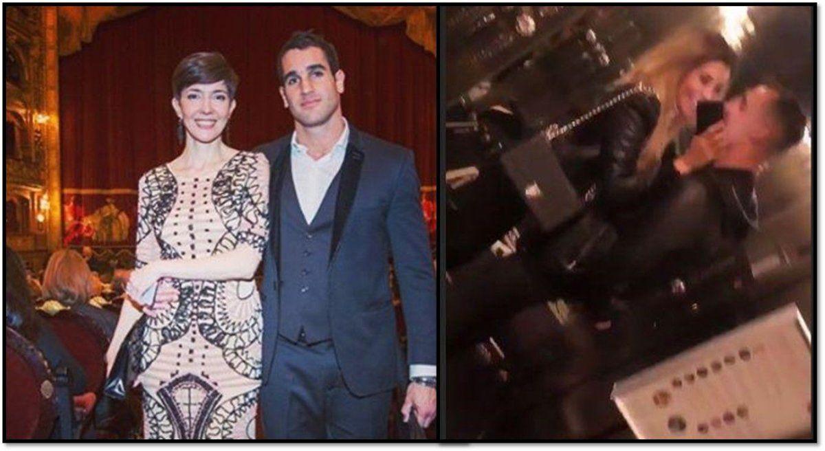 Insólito triángulo: El nuevo novio de Cristina Pérez fue pareja de Charlotte Caniggia