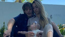 Paulo Londra será padre por segunda vez