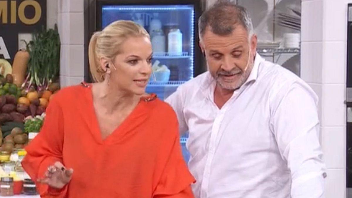 Carina Zampini y Christian Petersen avivan rumores de un verdadero romance