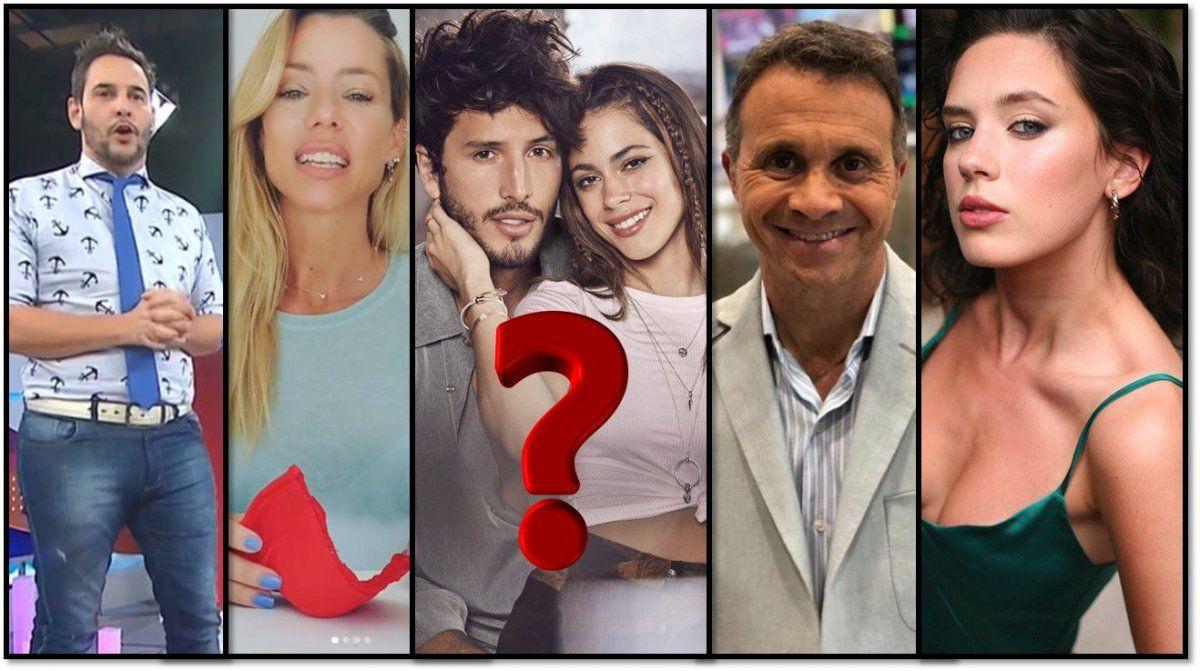 Escandalones: Demasiado ego para Lapegüe; la tercera en discordia entre Tini y Yatra; una actriz en llamas y el show del papel higiénico