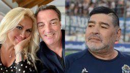 Mario Baudry, el novio de Verónica Ojeda, denunció que a Dieguito le cortaron la prepaga médica