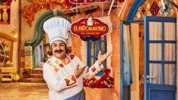 Diego Topa habló de su nuevo programa en Disney Plus