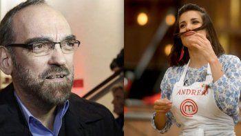 Fernando Iglesias opinó de la orientación política de Andrea Rincón