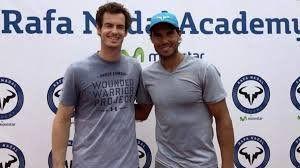 Andy Murray: Nunca he visto nada como Rafa Nadal