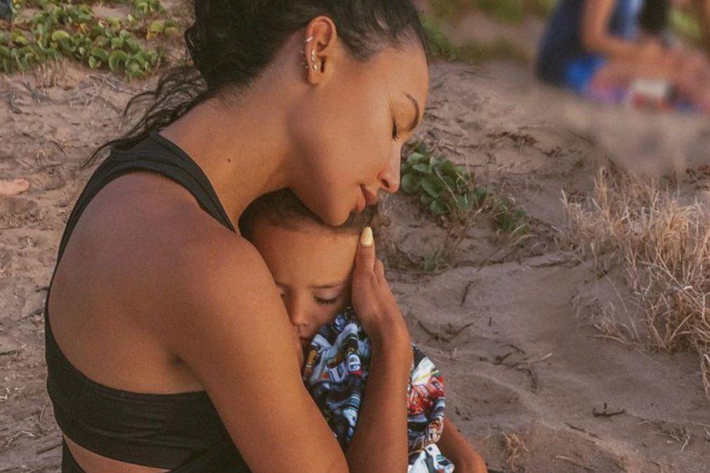 Naya Rivera descansa en el mismo cementerio que Paul Walker