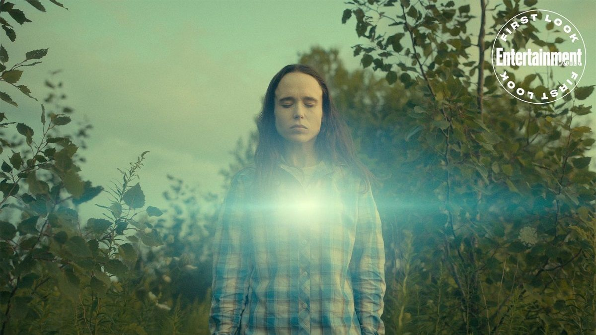 Ellen Page interpreta a uno de los personajes principales de la serie