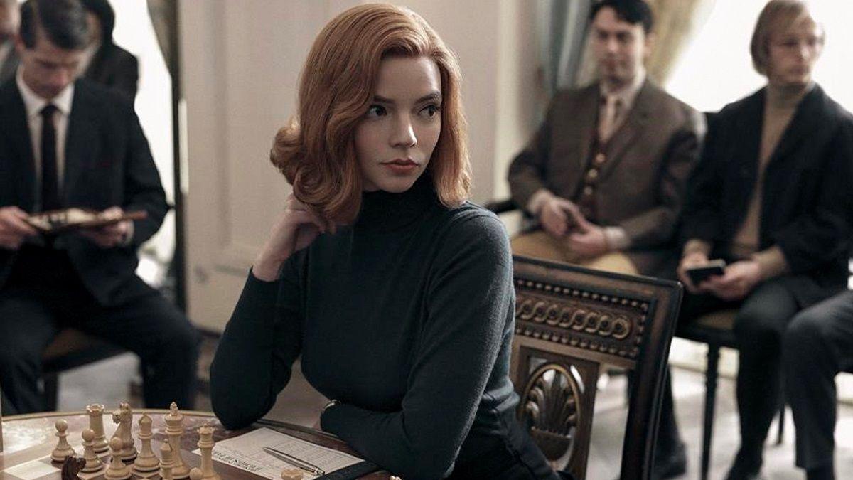 Anya Taylor-Joy protagoniza Gambito de Dama en Netflix