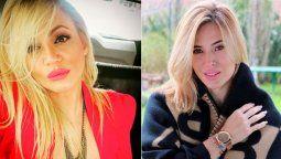 María Eugenia Ritó dijo que ella y su esposo habian tenido un encuentro intimo con la conductora de Morfi Jésica Cirio