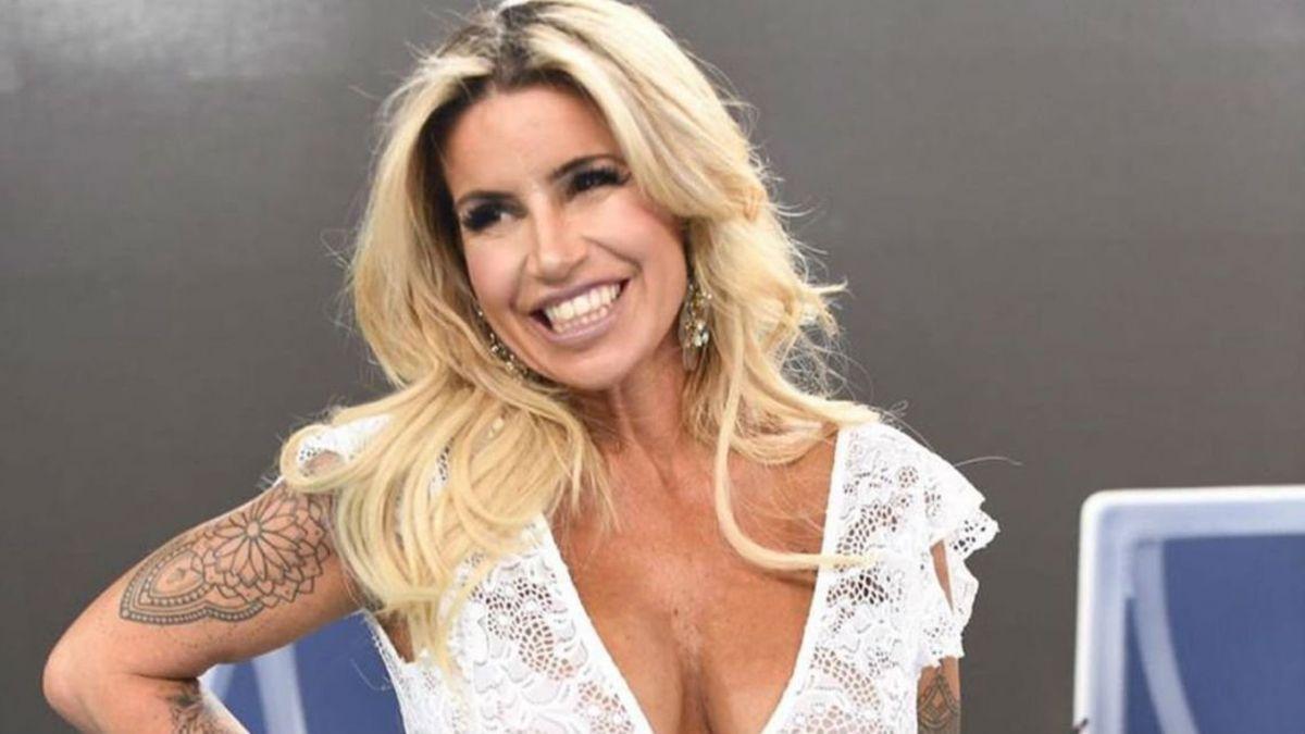 Flor Peña sigue en el grupo de WhatsApp de Bailando: 2me quedo para chusmear