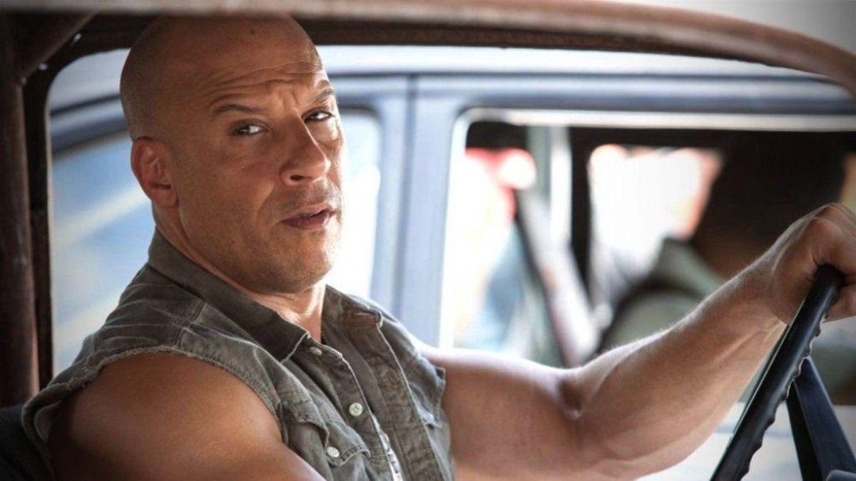 Vin Diesel es el actor que destrozó más autos en un solo rodaje