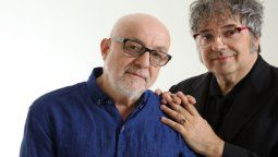 Baglietto y Vitale es un dúo argentino con tres décadas en el escenario