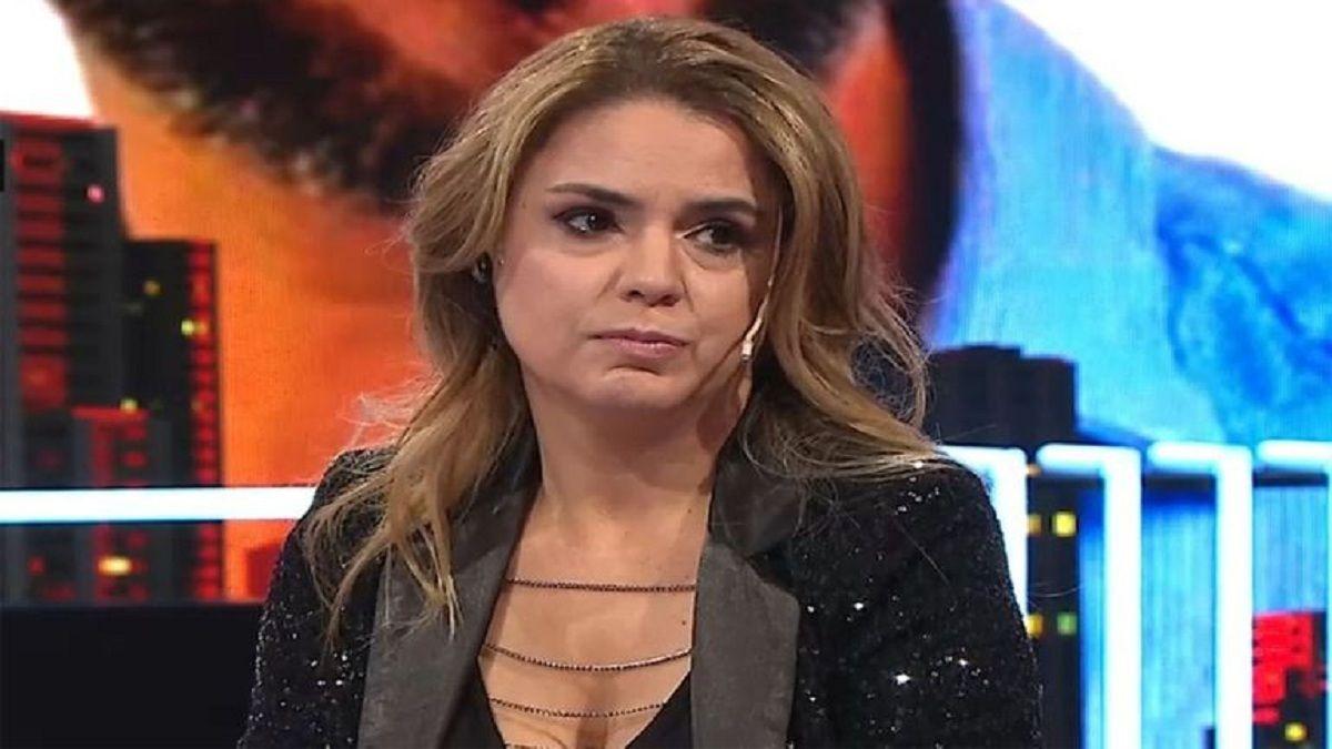 Marina Calabró sufrió un ataque de llanto tras confirmarse su Covid positivo