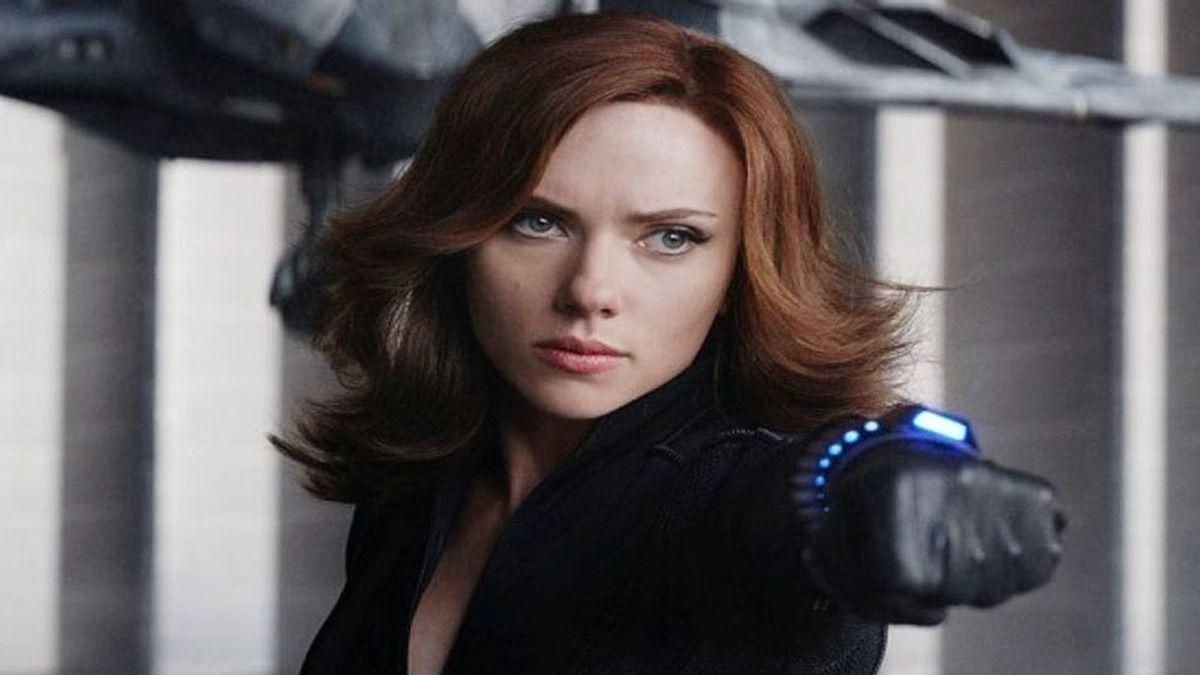 Scarlett Johansson en la piel de La Viuda Negra