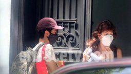 Fotos: El Chino Darín y Úrsula Corberó están en Buenos Aires