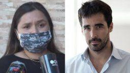 Nacho Viale pidió ayuda para la viuda del policía asesinado en Palermo