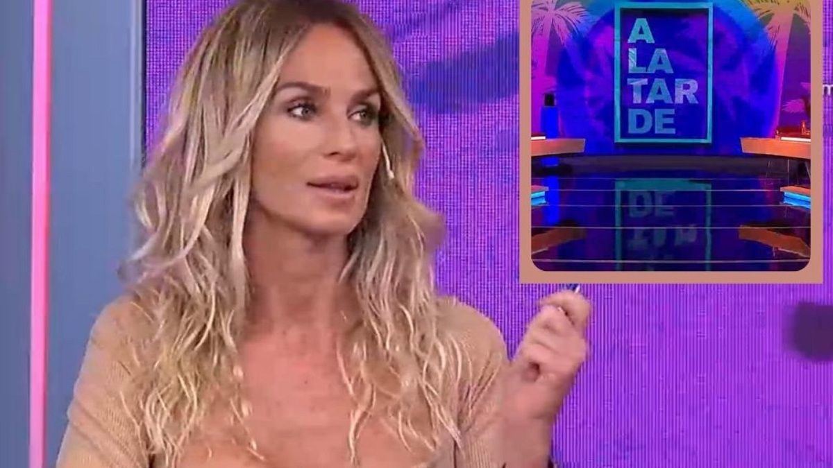 Sabrina Rojas aclaró que no renunció a A la tarde de América