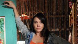 Lali González, actriz protagonista de la ficción de eltrece