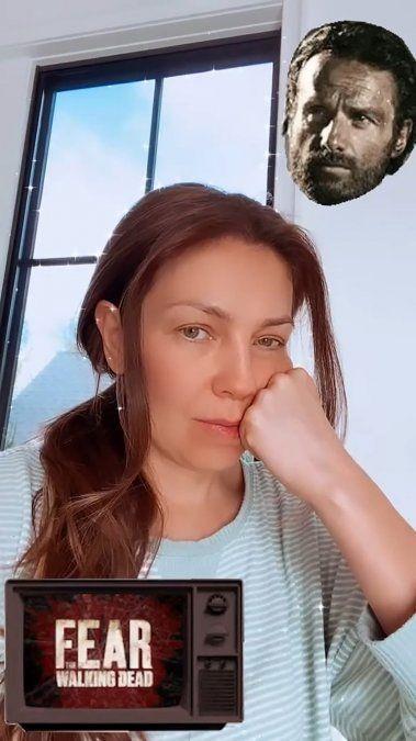 ¡Al natural! Thalía apareció sin una gota de maquillaje