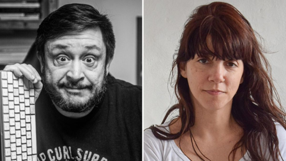 Hernán Casciari y Ana García Blaya son las cabezas visibles de la película La Uruguaya